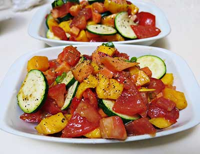 Curried Tomato-Mango